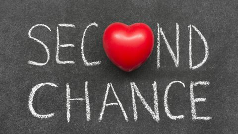 Why I Believe in Second Chances