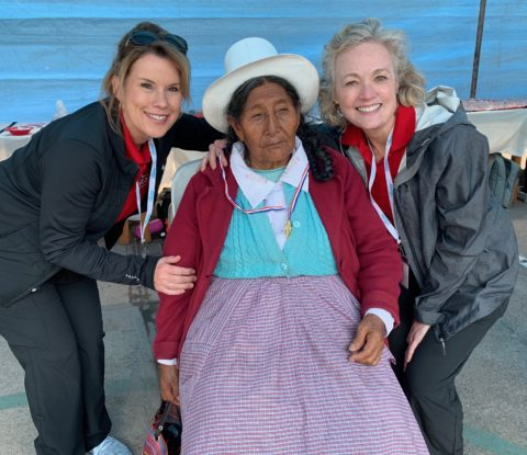 I left my heart in Peru-find someplace to leave yours
